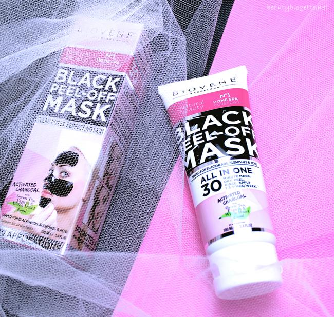 Biovène crna peel-off maska za lice
