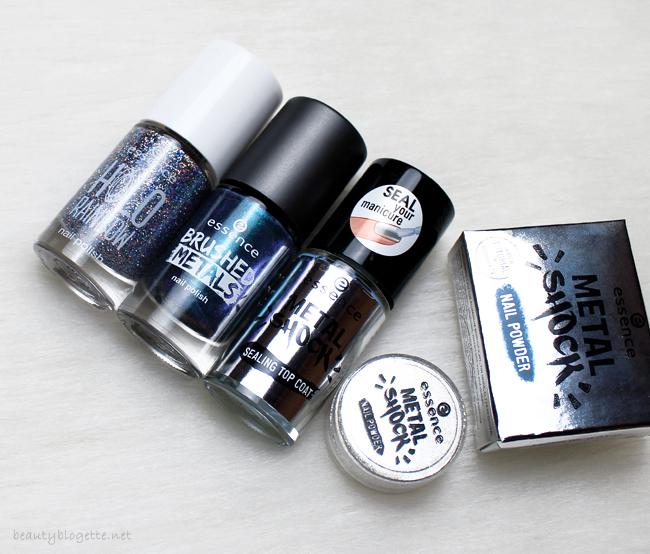 essence noviteti - lakovi za nokte