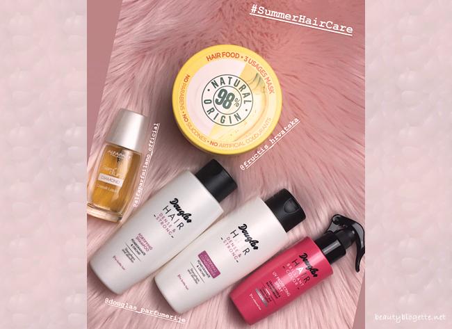 Njega kose: Garnier Fructis Hair Food, Botanic Therapy, Douglas Hair Brilliant Color & Alfaparf Semi di Lino