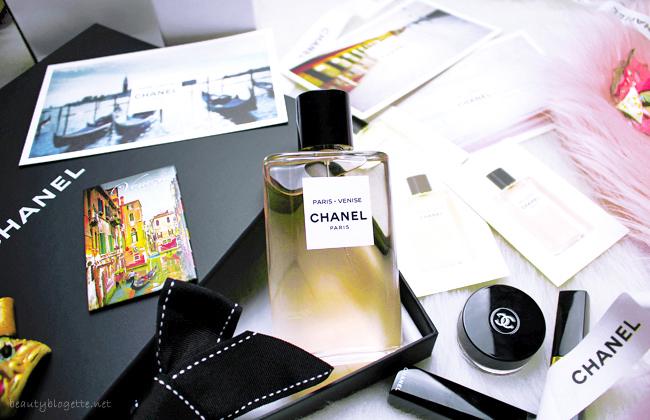 Les Eaux De Chanel: Paris – Venise