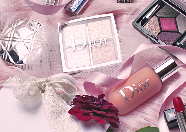 Dior Backstage Face & Body Foundation i Glow Face Palette