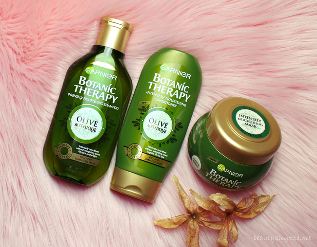Garnier Botanic Therapy Olive Mythique