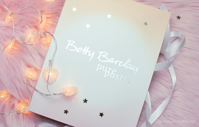 Betty Barclay pure pastel peach & rose