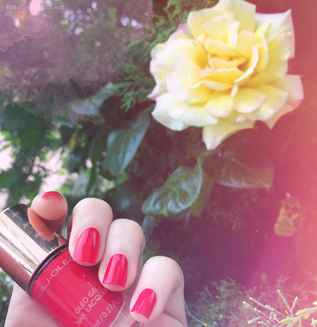 Naj Oleari 21 Rosso Papavero lak za nokte