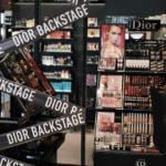 Dior Backstage