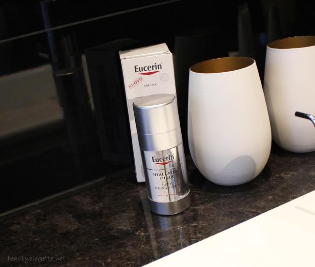 Eucerin Hyaluron-Filler noćni piling & serum