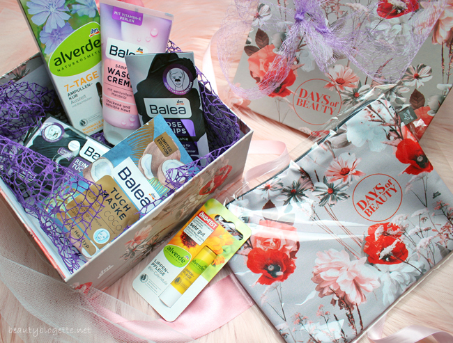 dm Days of Beauty box