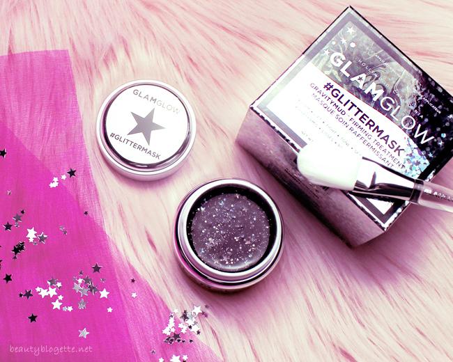 Glamglow #Glittermask Gravitymud