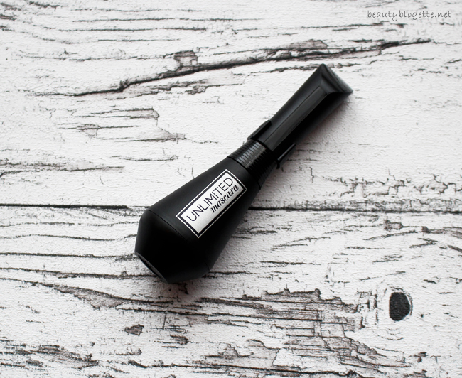 L'Oréal Paris Unlimited maskara Black