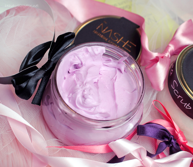 Nashe Cosmetics Magnolia Body Butter