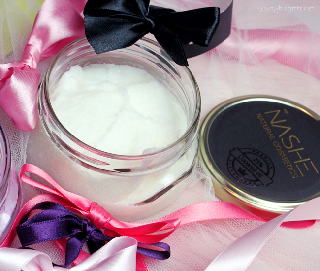 Nashe Cosmetics Shea Scrub