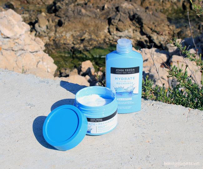John Frieda Hydrate & Recharge šampon i maska za kosu